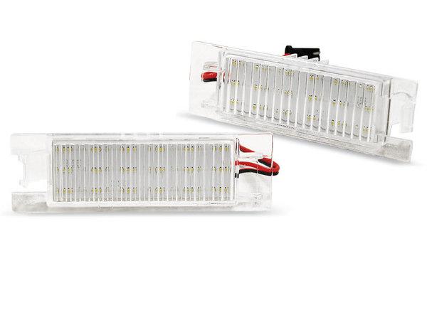 Тунинг плафони LED за OPEL ZAFIRA B/ ASTRA H/ CORSA D/ INSIGNIA / IX35 CANBUS