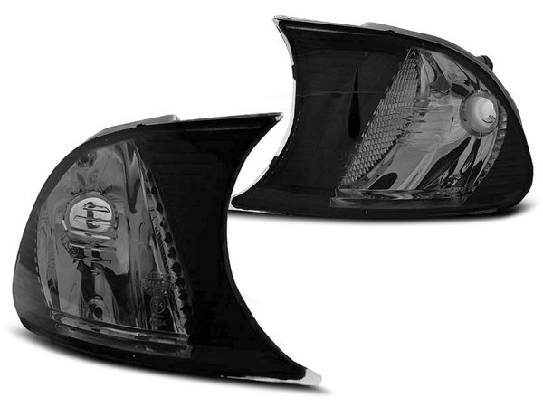 Тунинг мигачи опушени за BMW E46 09.01-03.03 C/C