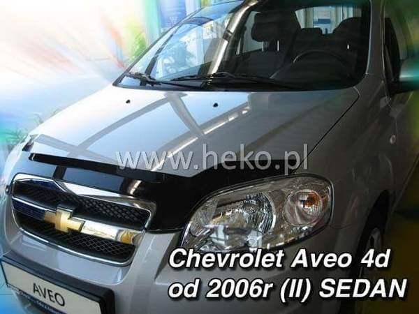 Дефлектор за преден капак за CHEVROLET AVEO (2006+)
