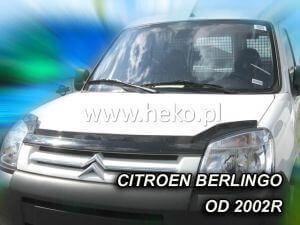 Дефлектор за преден капак за CITROEN BERLINGO (2002+)
