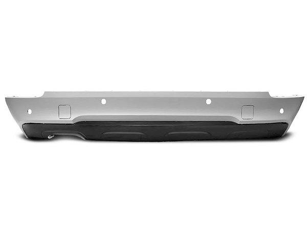 Тунинг броня задна за BMW X1 E84 2009-2013 DIESEL M-PAKET PDC