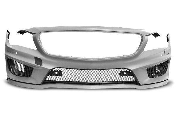 Тунинг броня предна за MERCEDES CLA W117 13 - AMG STYLE PDC