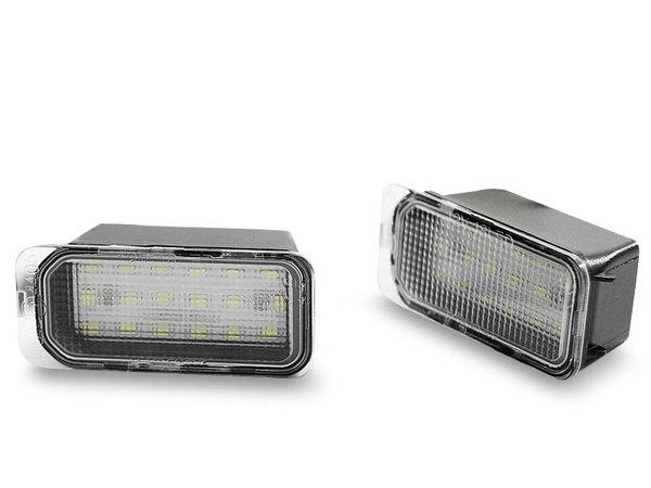 Тунинг LED плафони за FORD FIESTA FOCUS MONDEO C-MAX S-MAX GALAXY