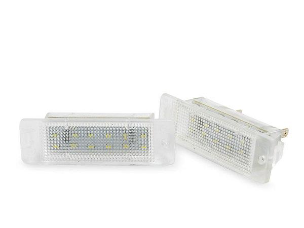 Тунинг LED плафони за OPEL ASTRA F 09.91-08.97 / CALIBRA 08.90-06.97