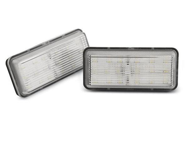 Тунинг LED плафони за TOYOTA LAND CRUISER 100,120,200 LEXUS