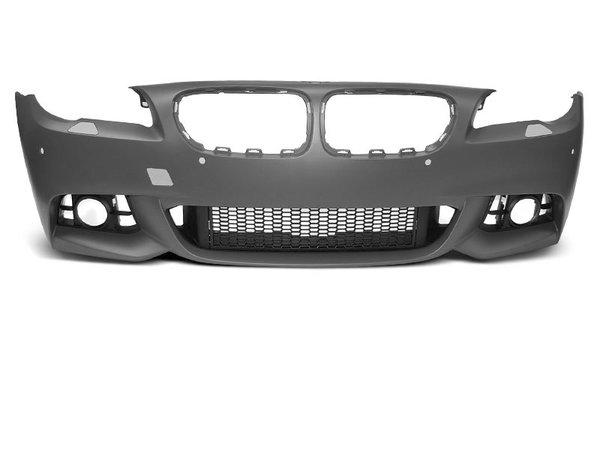 Тунинг броня предна BMW F10 / F11 LCI 07.13 - 16 M-PAKIET PDC
