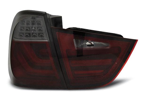 Тунинг LED стопове опушени за BMW E91 2009-2011