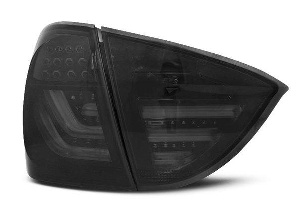 Тунинг LED BAR стопове опушени за BMW E91 05-08