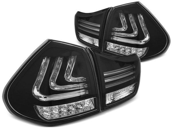 Тунинг LED стопове черни за Lexus RX 330/350 2003-2008