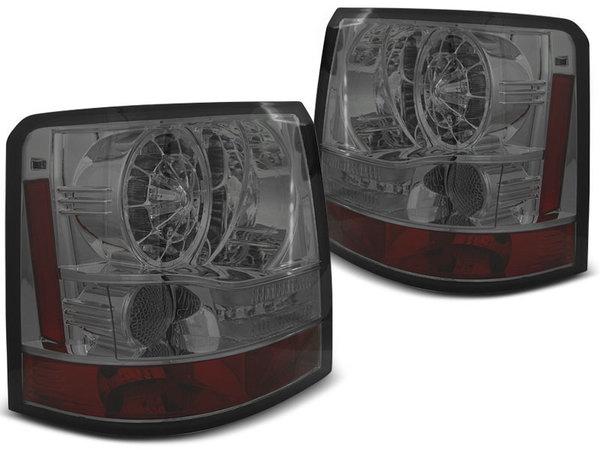 Тунинг LED стопове опушени за Range Rover SPORT 2005-2009