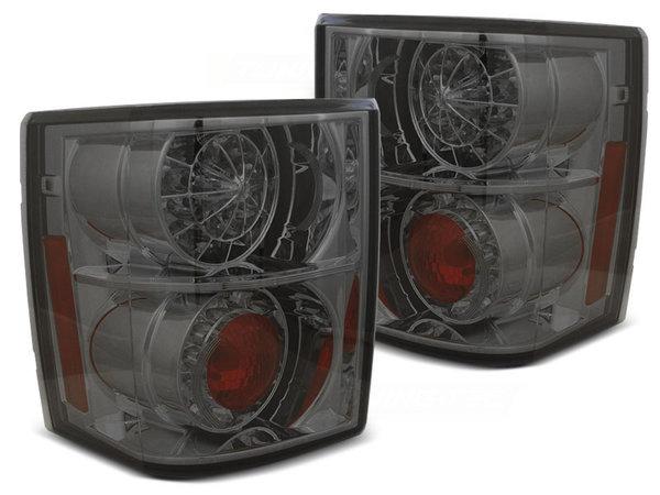 Тунинг LED стопове опушени за Range Rover III 2002-2012