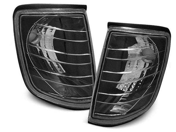Тунинг мигачи черни за MERCEDES W124 01.85-06.95