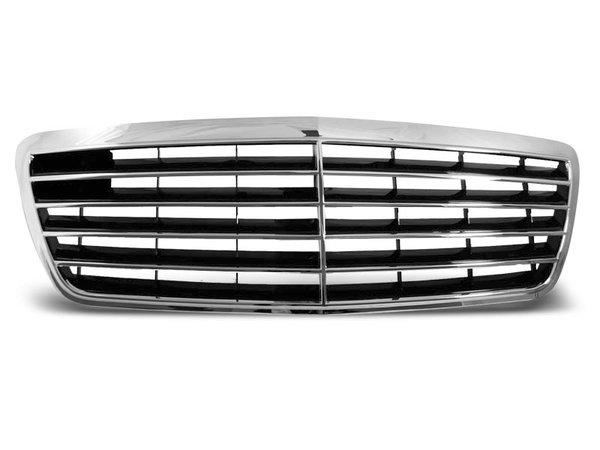 Тунинг решетка за MERCEDES W210 E-KLASA 06.99-03.02 AVANTGARDE
