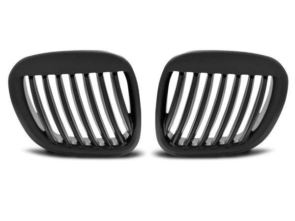 Тунинг решетки бъбреци черни за BMW Z3 01.96-02