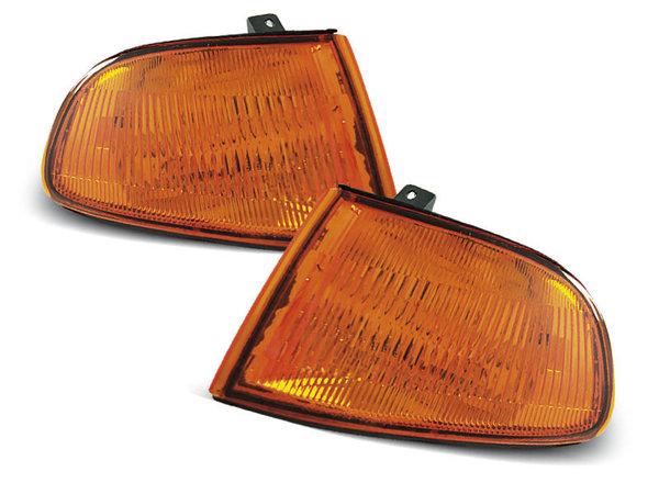 Тунинг мигачи оранжеви за HONDA CIVIC 09.91-08.95 2D/3D