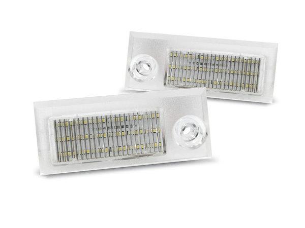 Тунинг LED плафони за AUDI A6 C5 97-04 SEDAN