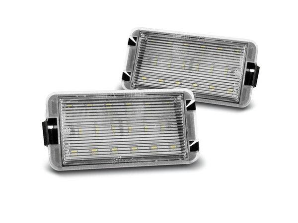 Тунинг LED плафони за SEAT IBIZA / CORDOBA / LEON / ALTEA / AROSA / TOLEDO