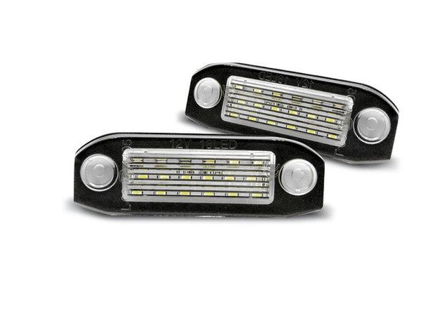 Тунинг LED плафони за VOLVO S40 / V50 / S60 / V70 / S80 / XC60 / XC70 / XC90