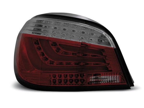Тунинг LED стопове опушени за BMW E60 07.2003-02.2007