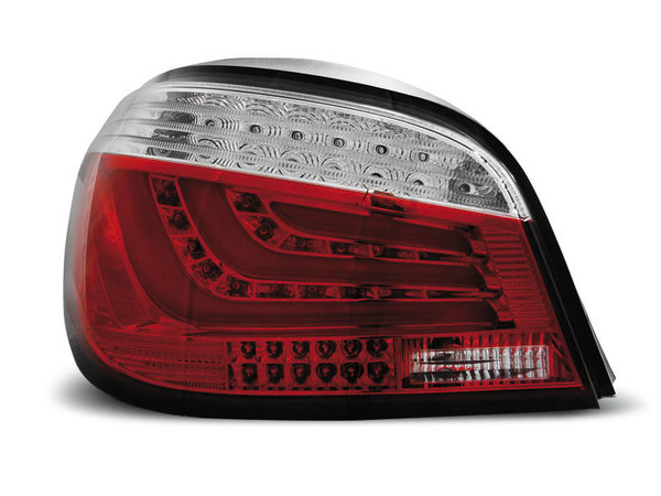 Тунинг LED стопове за BMW E60 07.2003-02.2007