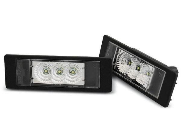 Тунинг LED CLEAR плафони кристални за BMW E63/E64/E81/E87/Z4/MINI