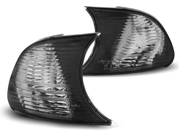 Тунинг мигачи опушени за BMW E46 04.99-08.01 C/C