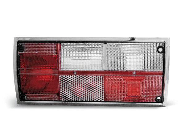 Тунинг стопове за Volkswagen T3 1979-1992 с червена и бяла основа