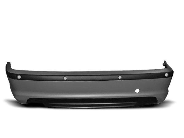 Тунинг броня задна за BMW E46 S/T 05.98-03.05 SEDAN M-PAKET PDC
