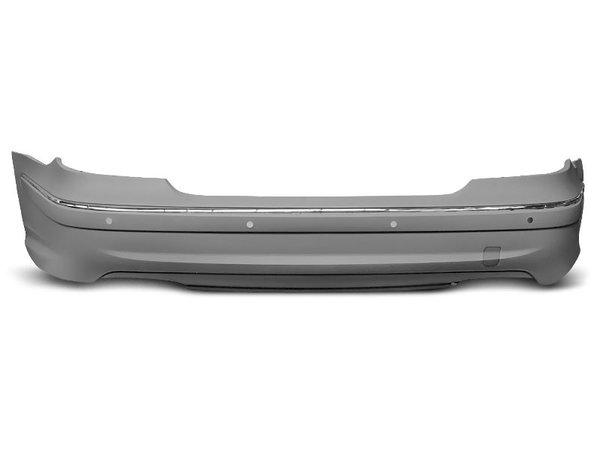 Тунинг броня задна за MERCEDES W211 02-06 SEDAN AMG STYLE PDC