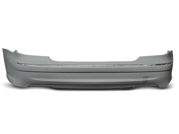 Тунинг броня задна за MERCEDES W211 02-06 SEDAN AMG STYLE