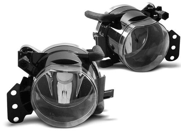 Тунинг халогени черни за BMW E90/E91 05-11 M-PAKET