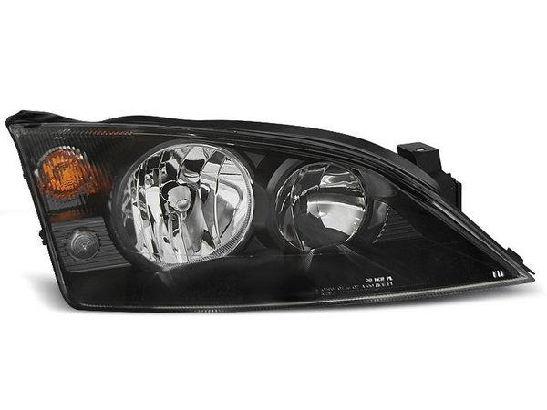 Рефлекторни фарове черни за Ford MONDEO 09.2000-05.2007