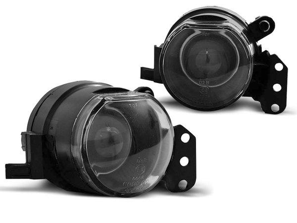 Тунинг халогени опушени с лупи за BMW E90/E91/E60 03-07