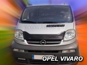 Дефлектор за преден капак за Опел Виваро / Рено Трафик 2001+