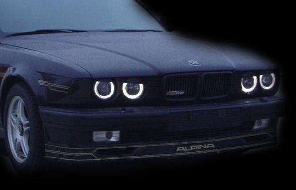 Комплект Ангелски Очи за БМВ Е30 / E34 - CCFL