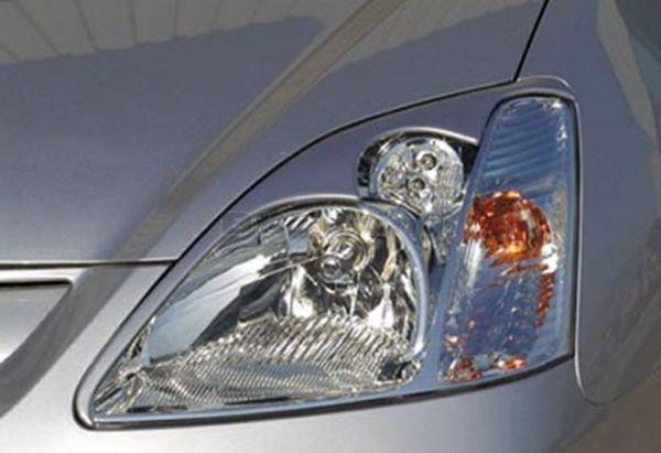 Вежди за фарове за Хонда Сивик (2001-2005) 3 врати