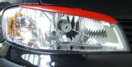 Вежди за фарове Seat Ibiza (1999-2002)