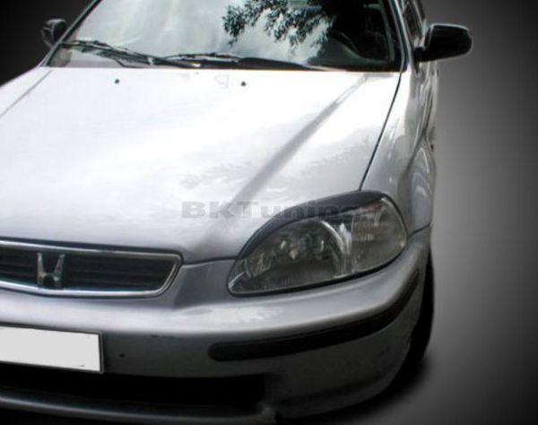 Вежди за фарове Honda Civic (1996-2000) 4 врати