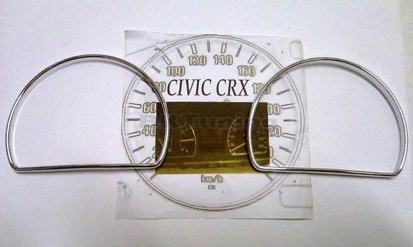 Рингове за таблото HONDA CIVIC / CRX до 1991г.