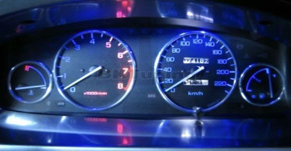 Рингове за таблото на Хонда Сивик 95-00 UK 5D