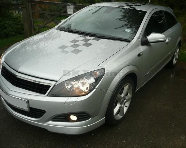 Вежди за фарове за Опел Астра / OPEL ASTRA H (2004-2009)