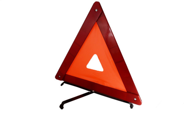 Предупредителен триъгълник - европейски стандарт