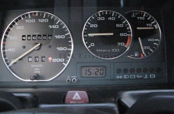 Рингове за табло VW POLO (81-94) - хром