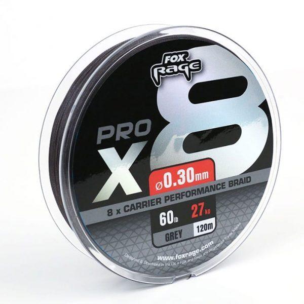 Плетено влакно Rage Pro - 120 m, 0.13 mm