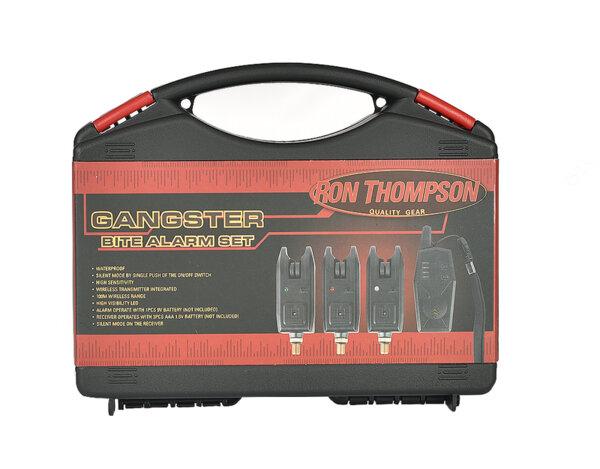 Сигнализатори Ron Thompson Gangster Bite Alarm Set 4+1