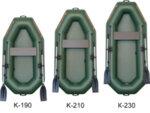 Лодка Kolibri K-210