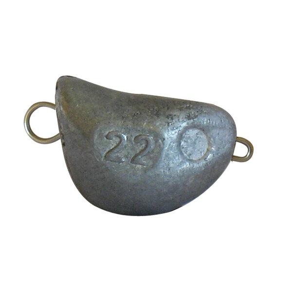 Джиг глава с подвижна карабинка - 14 g