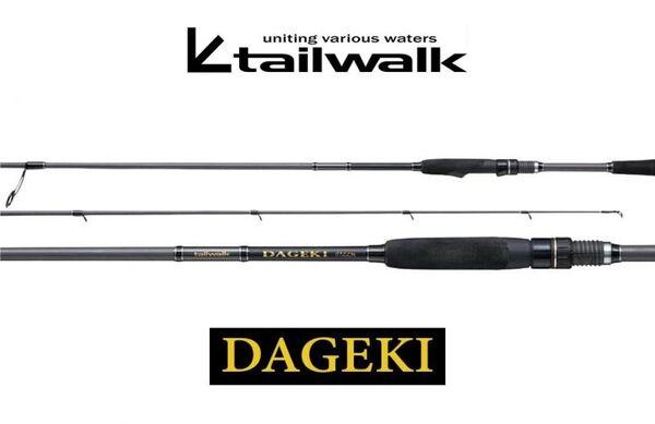 Въдица Tailwalk Dageki S862MH - 2.59 m, 5 - 40 g