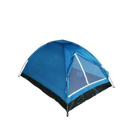 Палатка COBALT за 2 човека - синя