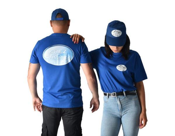 Тениска KREZ-FISHING Payper - M
